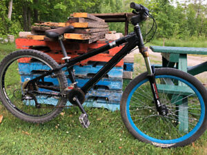 Norco 125 with Marzocchi DJ Comp Large