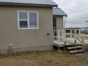 COUNTRY HOUSE FOR RENT  - PAYNTON  SK. AREA