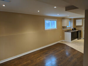 Basement Bachelor Apartment Available in Beamsville