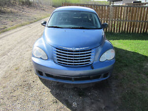 2007 Chrysler PT Cruiser Limited Wagon -- repair needed