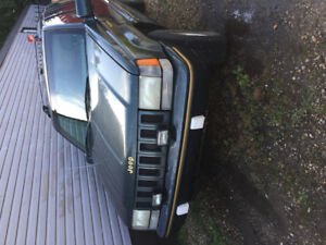 Jeep Grand Cherokee for parts or fix