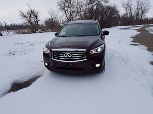 2013 Infiniti Other leather SUV, Crossover
