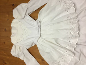 First Communion or Flower Girl Dress Size 8/9