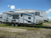 2007 Topaz FS280RK 5th Wheel by Triple E