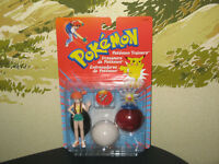 Mint in Package 1998 POKEMON FIGURES