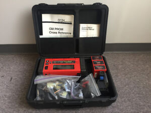 Snap-On MTG2500 Automotive Graphing Scanner w/ Case Accessories
