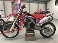 HONDA CRF 450R 2015 MOTOCROSS BIKE - GOOD CONDITION