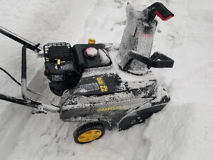Briggs and stratton brute elite snowblower