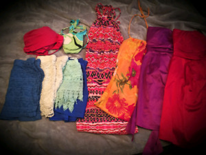 Spring casual woman's clothes