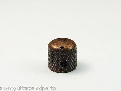 Copper Age Potiknopf Potiknob Speed Knob mit Madenschraube