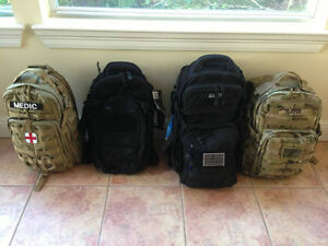 WANTED 5.11 BACKPACKS AND OTHER 5.11 GEAR