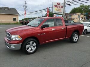 2010 Dodge Ram Pickup 1500 4x4 SLT    FREE 1 YEAR PREMIUM WARRAN