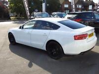 2013 Audi A5 1.8T FSI SE Technik 5dr [5 Seat] 5 door Hatchback