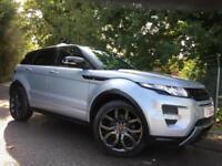 Land Rover Range Rover Evoque 2.2 Sd4 Dynamic DIESEL AUTOMATIC 2013/M
