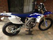 2015 Yamaha wr450f like new rego till 26/11 Duncraig Joondalup Area Preview