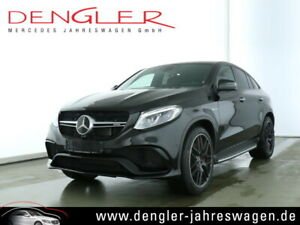 Mercedes-Benz GLE 63 S 4M Coupe ! NP 167052 EUR ! TOP EXTRAS