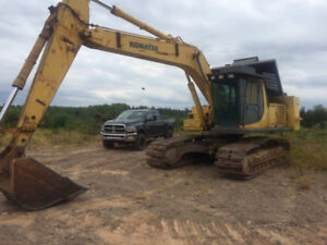 Komatsu PC250 Excavator FINANCING AVAILABLE