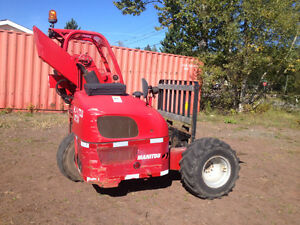TMT 55 FLHT MANITOU TRUCK MOUNTED FORKLIFT - REDUCED!!!