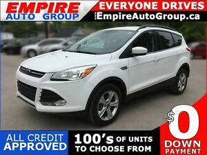 2013 FORD ESCAPE SE * AWD * NAVIGATION * BLUETOOTH * POWER GROUP
