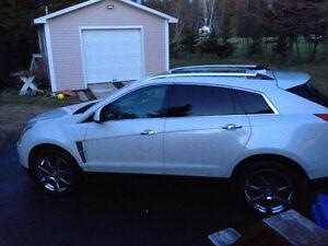 2010 Cadillac SRX VUS