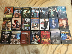 21 DVDs for $15.00