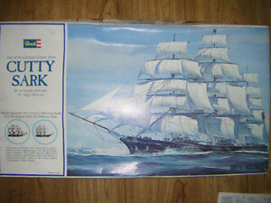 Cutty Sark boat model for sale