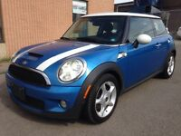 2007 MINI COOPER S COUPE :: AUTOMATIC :: LEATHER :: PANORAMIC ::