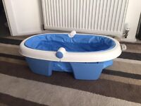 Baby bath - collapsible.
