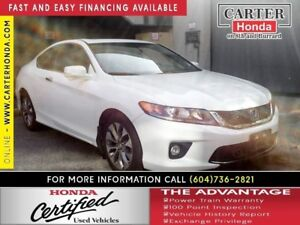 2014 Honda Accord EX-L-NAVI + CERTIFIED 7YR + BLACK FRIDAY SALE!