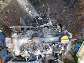 Vauxhall 1.7 cdti 100hp engine