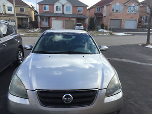2003 Nissan Sedan FULLY LOADED