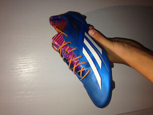 Adidas and Nike soccer cleats