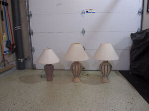 TABLE LAMPS London Ontario image 2