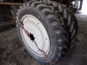380/90R46 tires and rims