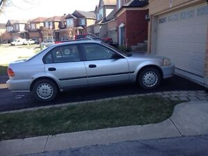 1997 Honda Civic Lx with ABS and A/C!!!