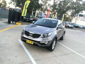 2011 Kia Sportage Si Automatic SUV 4 Cylinder 3 MONTHS REGO Logbooks Mount Druitt Blacktown Area Preview