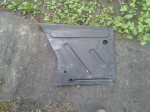 1964-66 Mustang NOS LH Front Apron