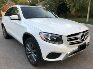 2017 Mercedes-Benz GLC300 4MATIC,NAVI,CAMERA,BLIND SPOT