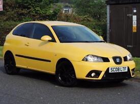 2008 Seat Ibiza 1.2 12v Freerider 3dr