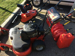 Commercial 34in mower