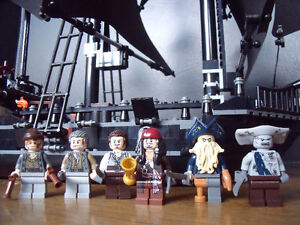 Lego * The Black Pearl * set 4184 Complete