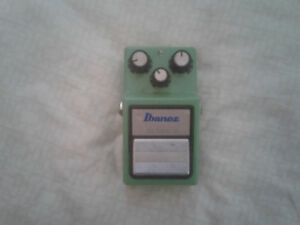 Boss fuzz($90) and ibanez ts9($80)
