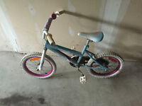 Girl's BMX Bicycle