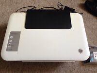 HP Deskjet 1514 printer scanner and photocopier + new ink cartridge