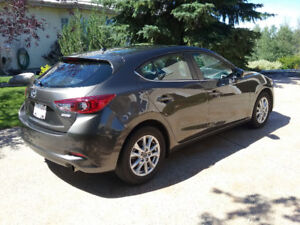 Mazda 3 with GS Package