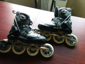 Patin a roulettes   roller blade