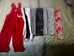 Pants, leggings, tights
