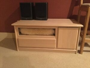 TV Table and side table
