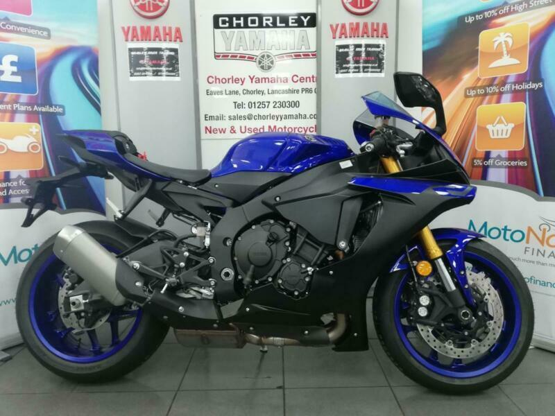 Yamaha Yzf R1 2019 Model Ex Demo Immaculate Finance Arranged In Chorley Lancashire Gumtree
