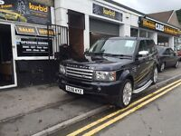 Lovely Range Rover sport hse mega spec new mot fsh